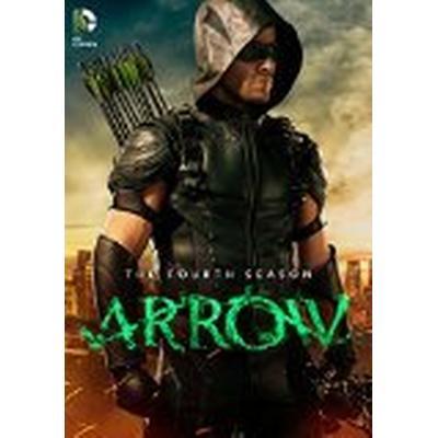 Arrow - Season 4 [Blu-ray] [2016] [Region Free]